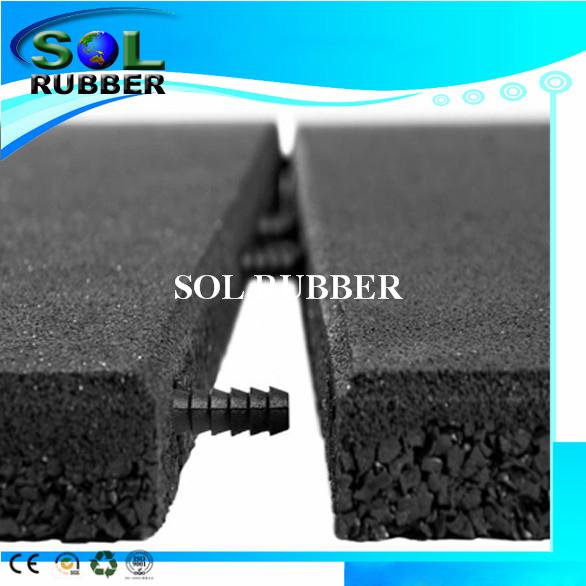 Buy Interlock, Rubber Tile