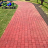 New Design Dogbone Interlock Horse Barn Rubber Paver