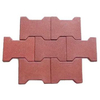 23mm Walkway Tile hot sale rubber paver