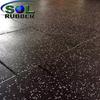 Fire Resistance Compound Quality fitness Gym Rubber Flooring