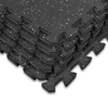 EPDM Interlock Gym Recycled Rubber Flooring Mat